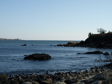 View of Beavertail